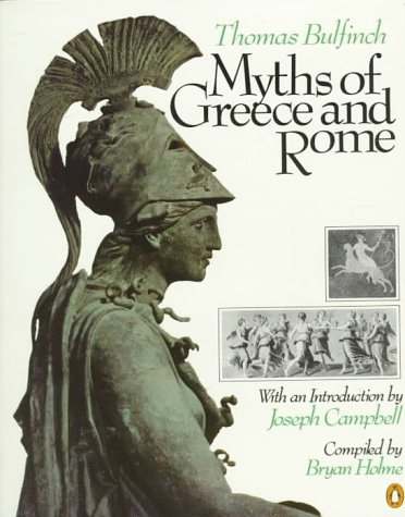 Myths of Greece and Rome   1981 edition cover