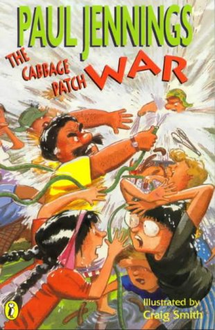 The Cabbage Patch War N/A edition cover