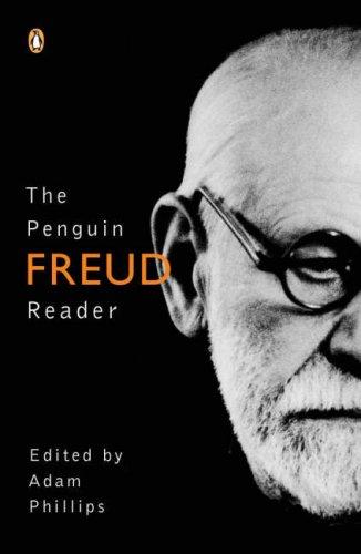 PENGUIN FREUD READER >CANADIAN 1st edition cover