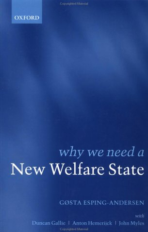 Why We Need a New Welfare State   2002 edition cover