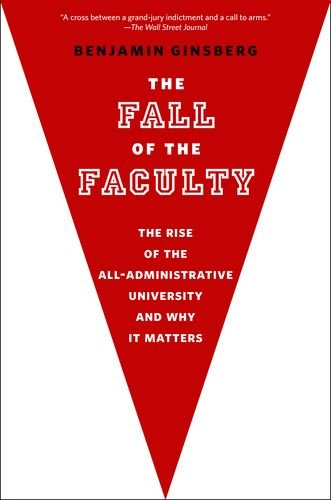 Fall of the Faculty   2013 edition cover