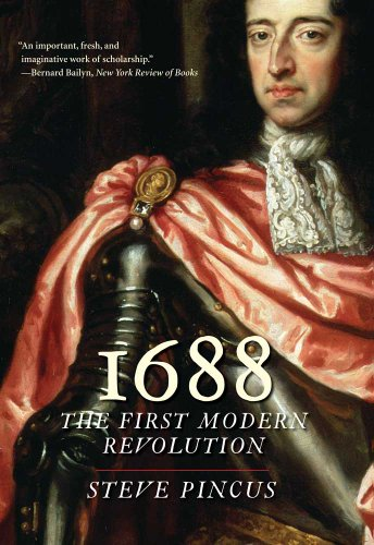 1688 The First Modern Revolution  2011 edition cover