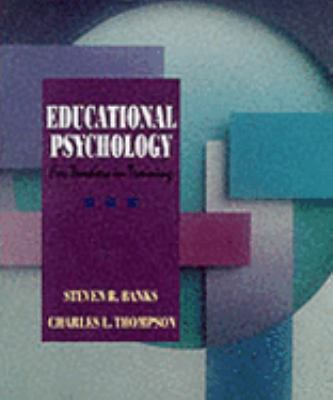 Educational Psychology For Teachers in Training 1st 1995 9780314044433 Front Cover