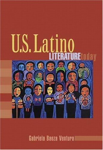 U.S. Latino Literature Today   2005 edition cover