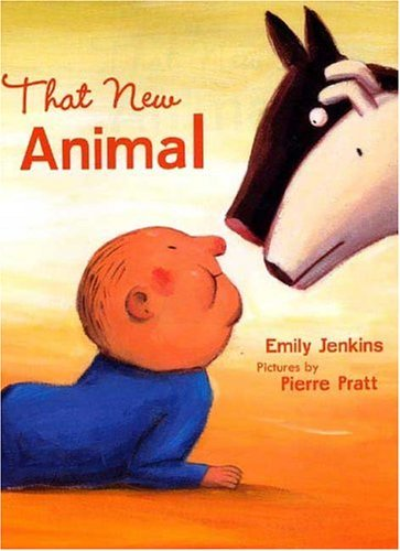 That New Animal   2005 edition cover