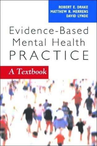 Evidence-Based Mental Health Practice A Textbook  2005 edition cover
