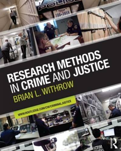 Research Methods in Crime and Justice   2014 edition cover
