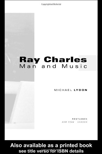 Ray Charles Man and Music 2nd 2004 (Revised) edition cover