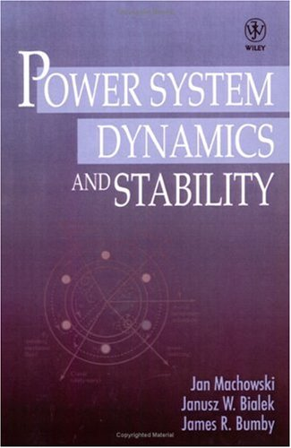 Power System Dynamics and Stability   1997 9780471956433 Front Cover