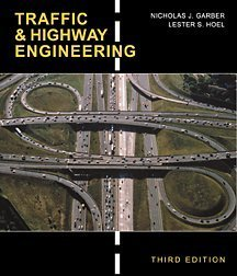 Traffic and Highway Engineering  3rd 2002 (Revised) edition cover