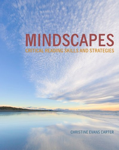 Mindscapes Critical Reading Skills and Strategies  2011 edition cover