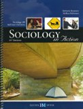SOCIOLOGY IN ACTION >CUSTOM<            N/A 9780738046433 Front Cover
