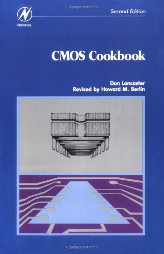 CMOS Cookbook  2nd 1997 (Revised) edition cover