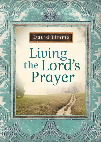 Living the Lord's Prayer  N/A edition cover
