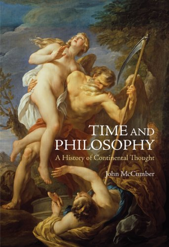 Time and Philosophy A History of Continental Thought  2011 edition cover
