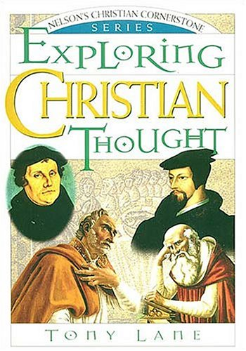 Exploring Christian Thought  1996 edition cover