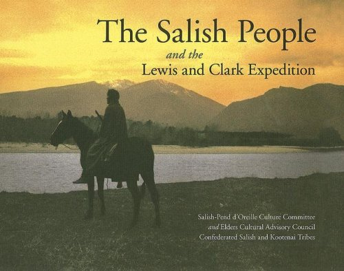 Salish People and the Lewis and Clark Expedition   2008 edition cover