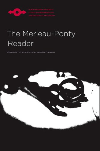 Merleau-Ponty Reader   2007 edition cover