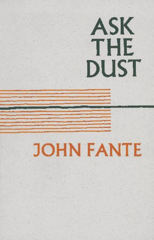 Ask the Dust   1980 (Reprint) edition cover