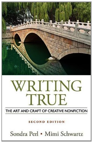 Writing True The Art and Craft of Creative Nonfiction 2nd 2014 edition cover