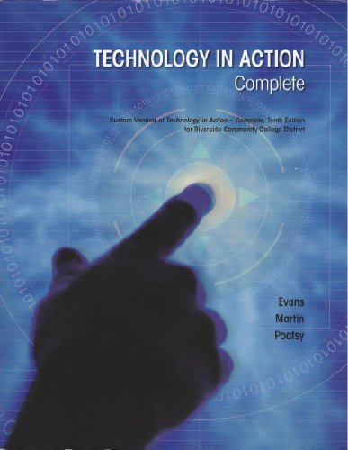 TECHNOLOGY IN ACT.,COMP.-W/CARD>CUSTOM< N/A edition cover