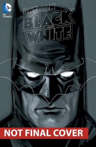 Batman: Black and White Vol. 4   2014 9781401246433 Front Cover