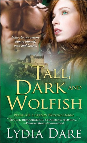 Tall, Dark and Wolfish  N/A 9781402252433 Front Cover
