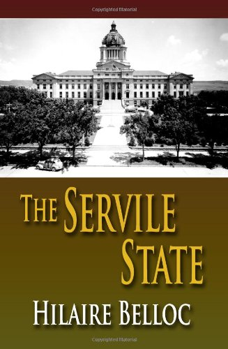 Servile State  N/A edition cover