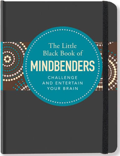 Little Black Book of Mind Benders: Challenge and Entertain Your Brain  2013 edition cover