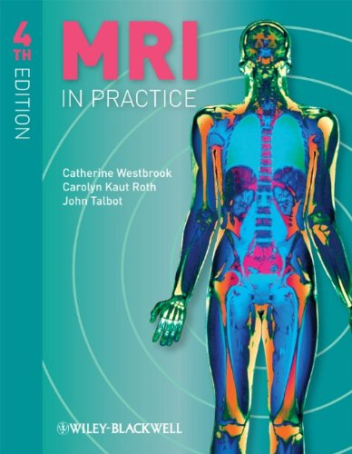 MRI in Practice  4th 2011 edition cover