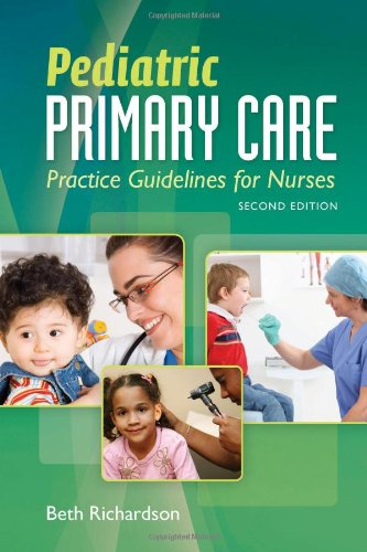 Pediatric Primary Care  2nd 2013 edition cover