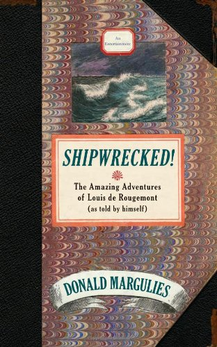 Shipwrecked! The Amazing Adventures of Louis de Rougemont as Told by Himself  2009 edition cover