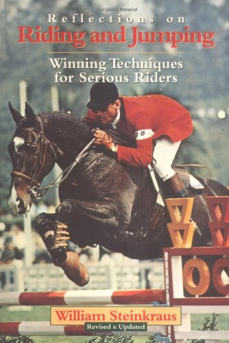 Reflections on Riding and Jumping Winning Techniques for Serious Riders  1997 edition cover