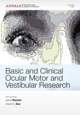 Basic and Clinical Ocular Motor and Vestibular Research   2011 edition cover