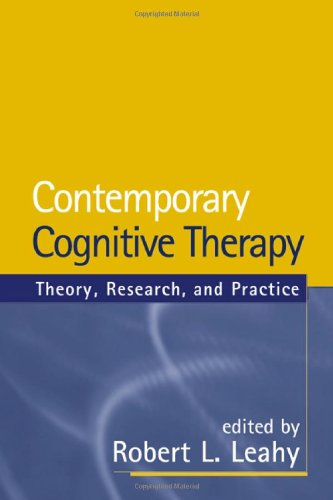 Contemporary Cognitive Therapy Theory, Research, and Practice  2004 9781593853433 Front Cover