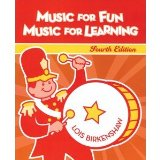Music for Fun, Music for Learning 4th 2006 edition cover
