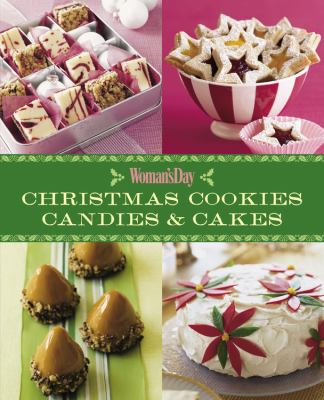 Christmas Cookies, Candies and Cakes  N/A 9781933231433 Front Cover