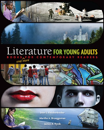 Literature for Young Adults Books (and More) for Contemporary Readers  2012 edition cover