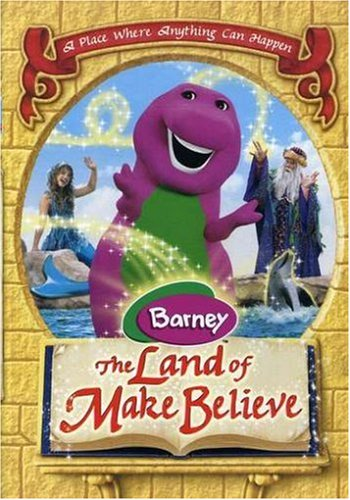 Barney: The Land Of Make Believe  System.Collections.Generic.List`1[System.String] artwork