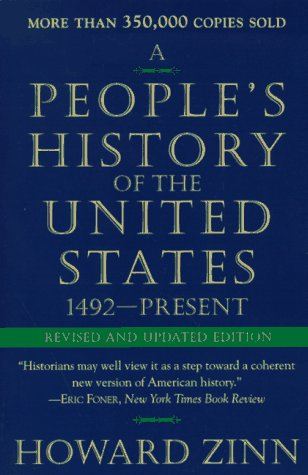 People's History of the United States   1995 (Revised) edition cover