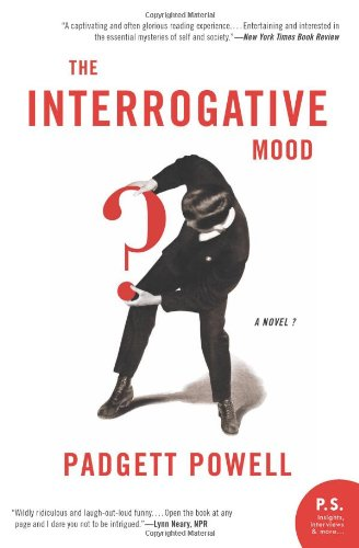 Interrogative Mood  N/A edition cover