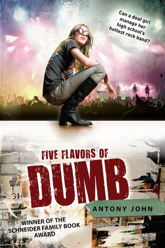 Five Flavors of Dumb  N/A edition cover