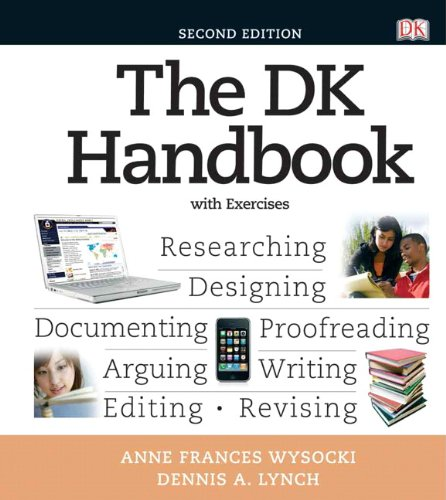 DK Handbook with Exercises  2nd 2011 edition cover