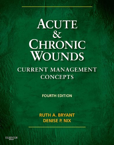 Acute and Chronic Wounds Current Management Concepts 4th 2012 9780323069434 Front Cover