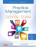 Practice Management for the Dental Team  8th 2016 edition cover
