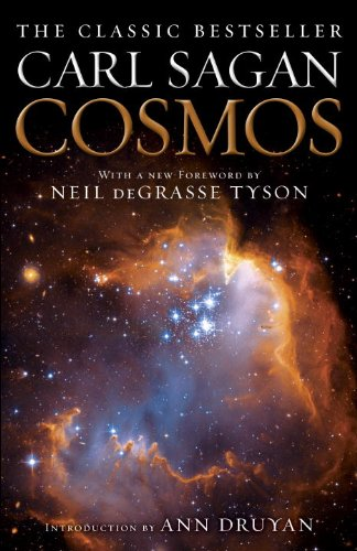 Cosmos   2013 9780345539434 Front Cover