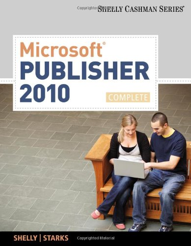 Microsoft� Publisher 2010 Complete 2nd 2011 edition cover