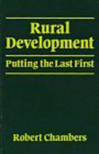Rural Development Putting the Last First  1984 edition cover