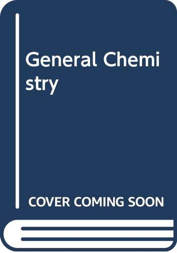 General Chemistry Lab Manual Used with ... Ebbing-Essentials of General Chemistry 7th 2002 (Lab Manual) 9780618118434 Front Cover