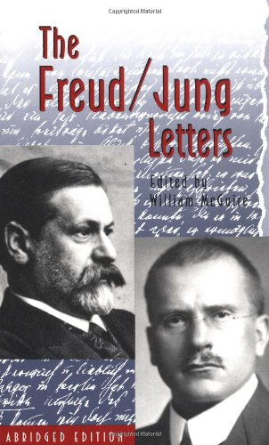 Freud-Jung Letters   1994 (Abridged) edition cover